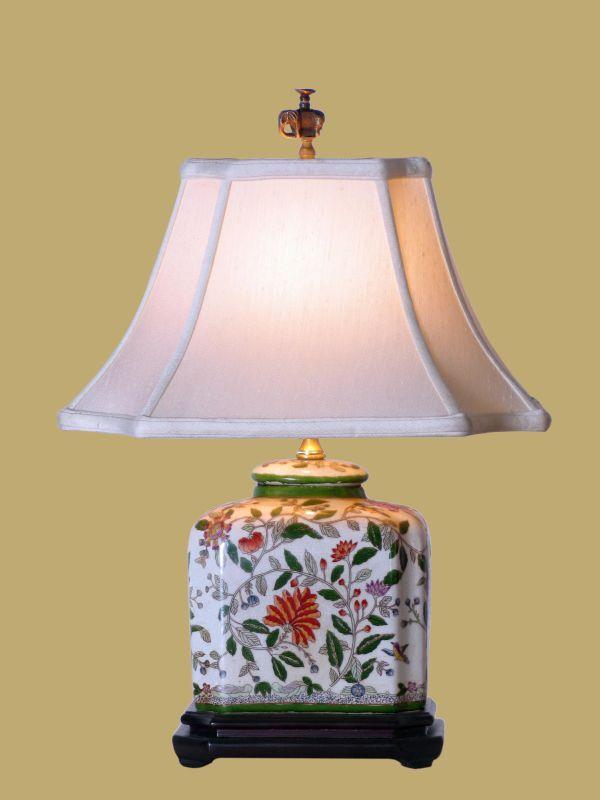East enterprises porcelain jar oriental table lamp with ivory finish east enterprises porcelain jar oriental table lamp with ivory finish 166 aloadofball Image collections
