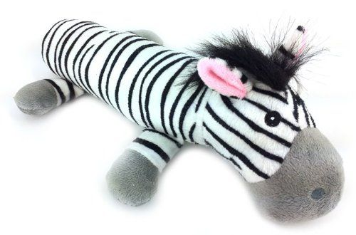 Best Pet Supplies Zebra Fun Log Dog Toy Click On The Image For
