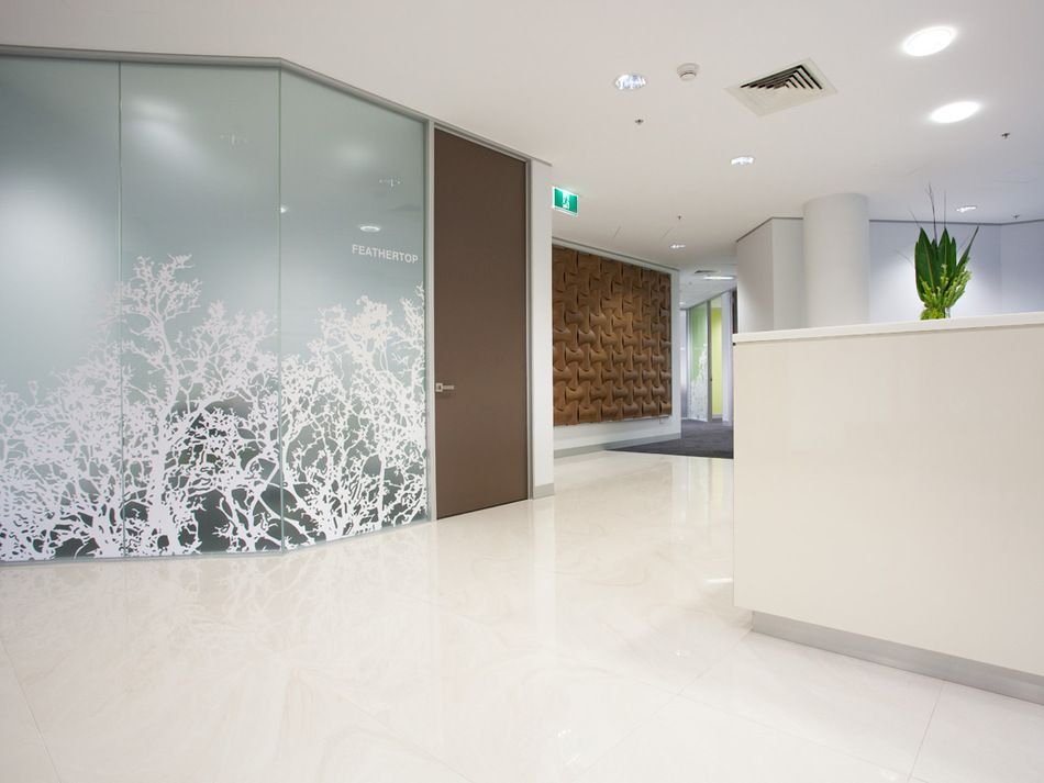 Get Creative With Conference Rooms Glass Film Design Decorative Window Film Design