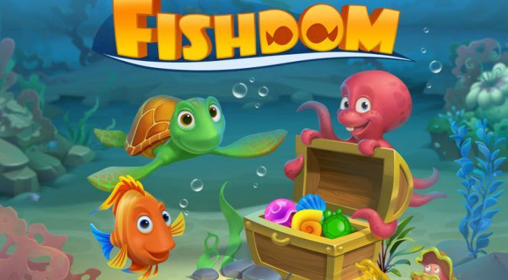 Fishdom Hack Cheats Get Diamonds, Coins Unlimited