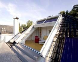 Vertikale Schieberichtung: OpenAir Dachschiebefenster Als Ausstieg Zur  Dachterrasse ( Foto 949_3125 )