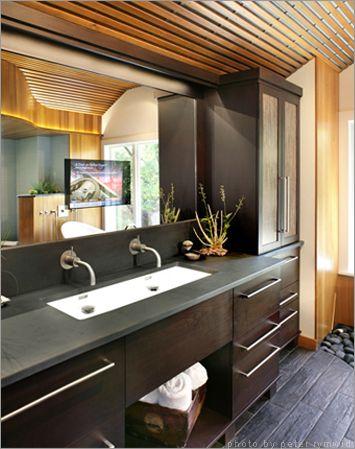 Undermount Trough Sink