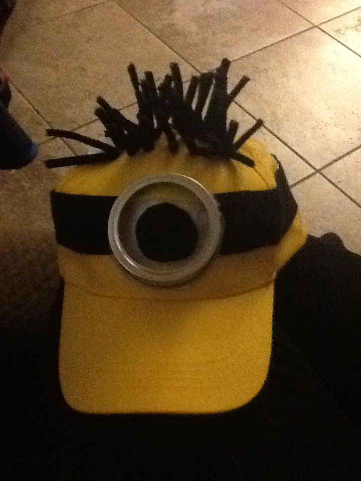 Crazy hat day project