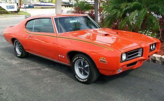 Pontiac GTO Judge for Sale   Hemmings Motor News