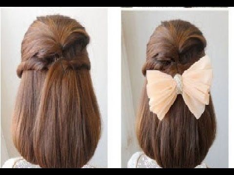 Easy To Do Hairstyles For Kids Step By Step Hairstyles 14 Steps Easy And Simple Hairstyles For Children A Diy Hairstyles Easy Hairstyles Kids Hairstyles