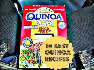 Photo of 10 Best Quinoa Recipes -vegan and gluten free