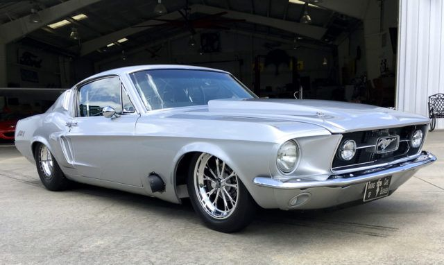 Ebay Find Stunning 1 800 Hp Show Quality 67 Mustang Fastback