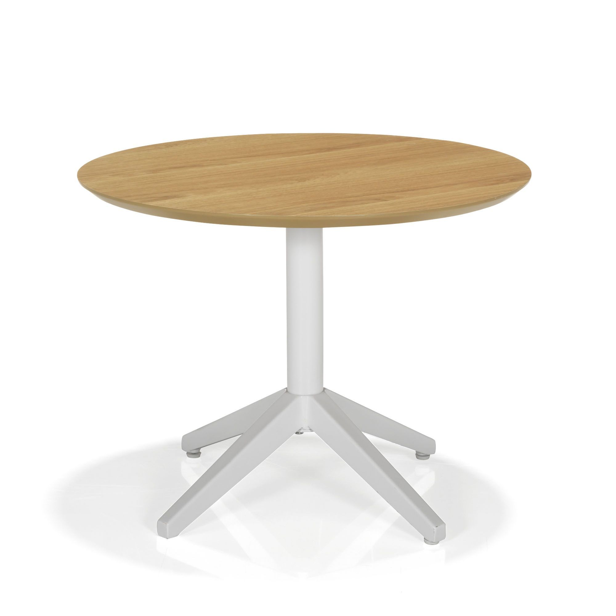 Table basse Imitation chªne blanc Thanis Les tables basses