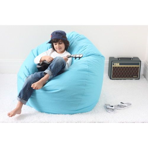 Brilliant Blue Kids Balloon Bean Bags Kids Bean Bags Kids Sofa Frankydiablos Diy Chair Ideas Frankydiabloscom