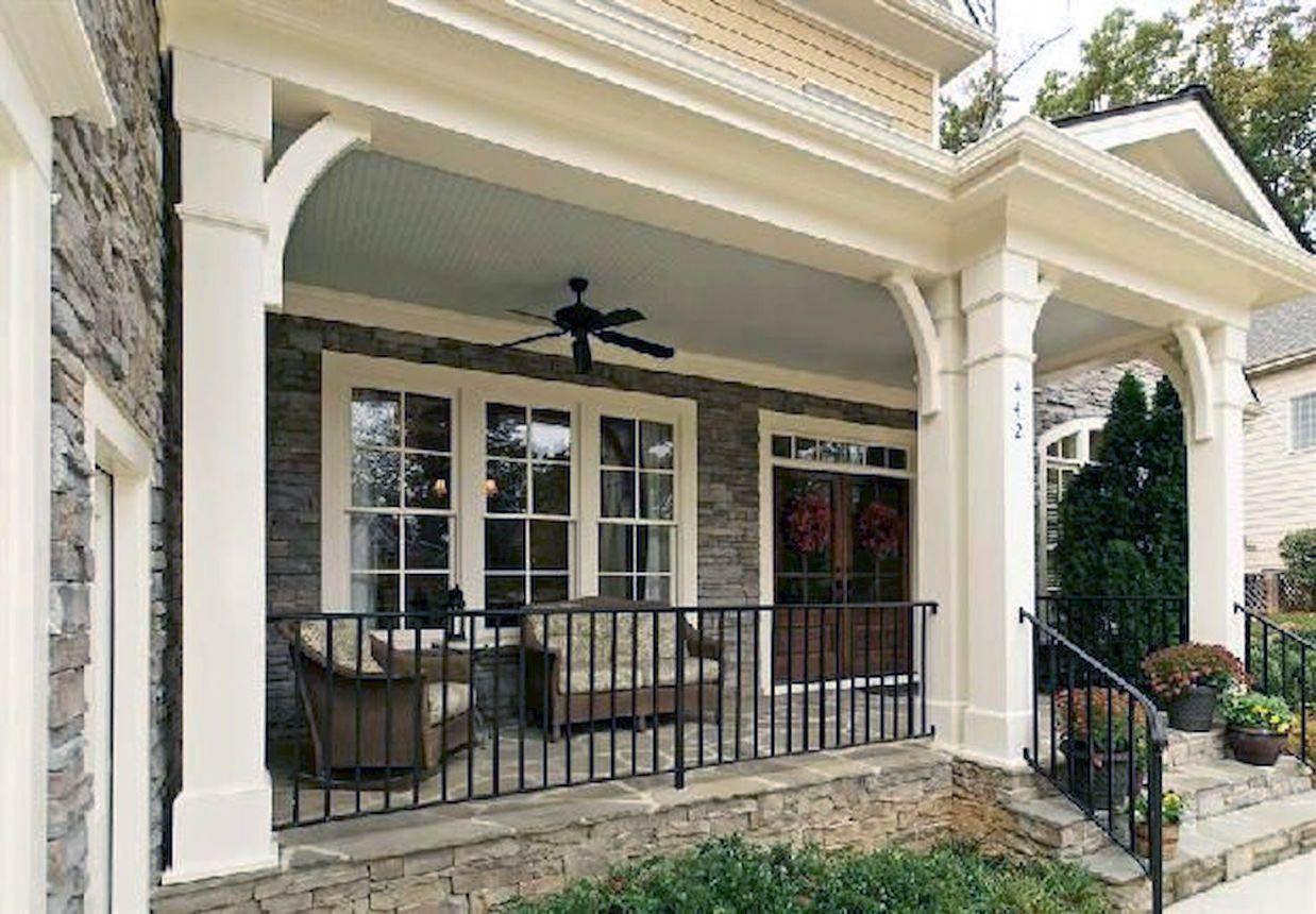 Rustic Farmhouse Porch Decor Ideas To Show Off This Season With