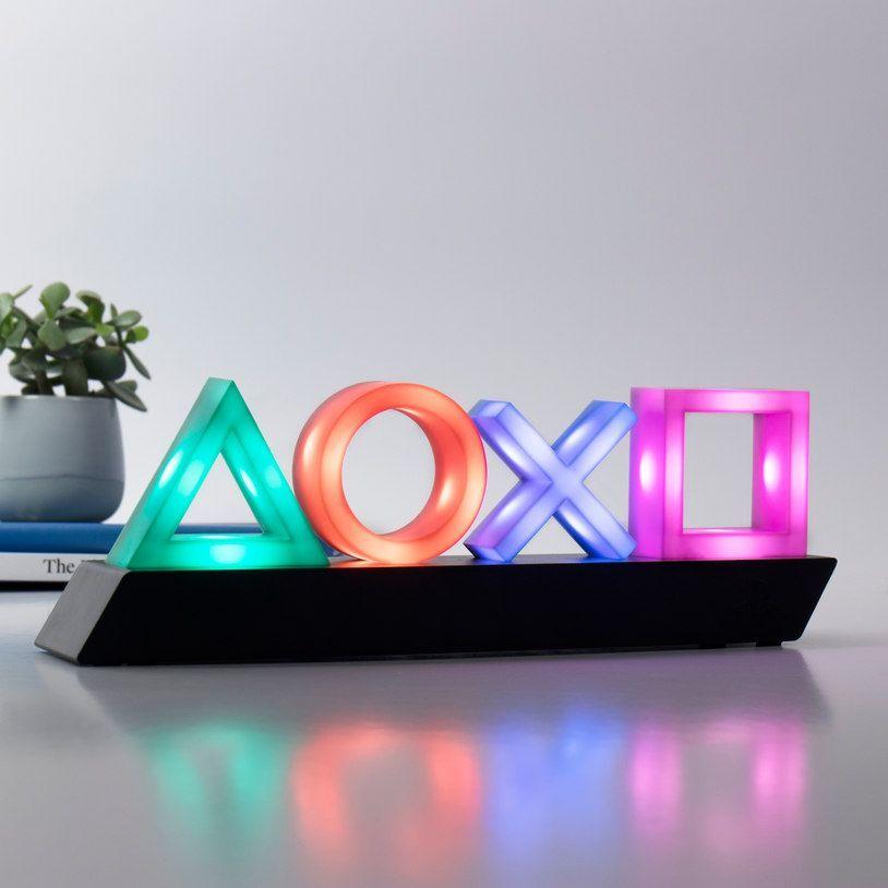 Photo of Playstation Icons Light | FIREBOX®