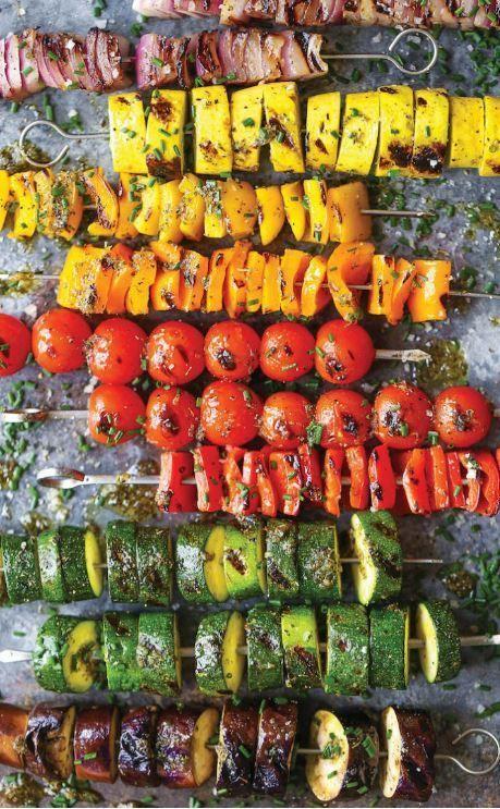 15 idées de plats simples et frais à préparer pour l'été # ...