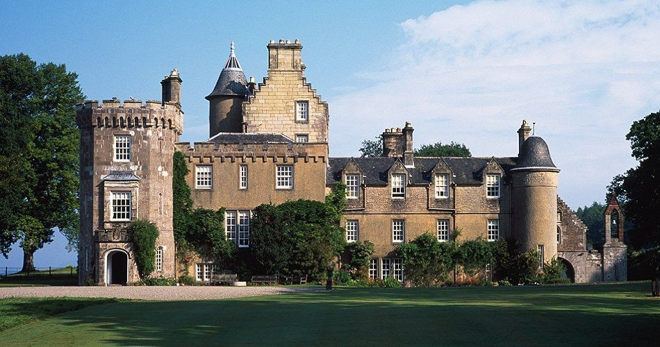 Buturich Castle Is Known As One Of The Best Wedding Venues In Scotland Wonderful Views Over LOCH LOMOND