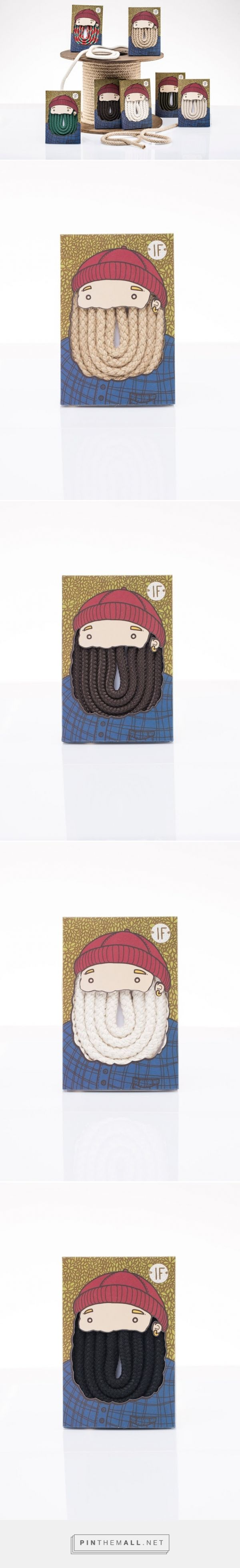 Rope Packaging by IF BAGS - http://www.packagingoftheworld.com/2015/03/rope-pack.html
