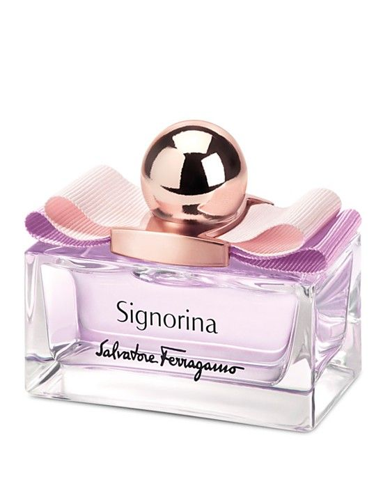 Salvatore Ferragamo Signorina Eau De Toilette Beauty Cosmetics All Fragrance Bloomingdale S Fragrances Perfume Perfume Beauty Perfume