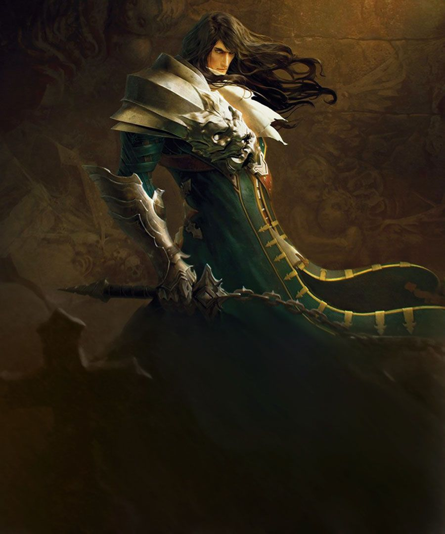 Trevor Belmont Poster - Castlevania: Lords of Shadow ...