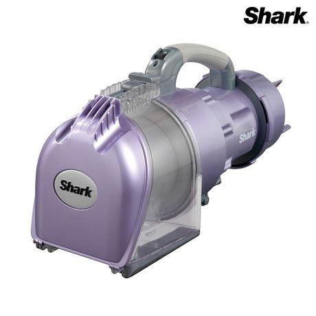 Shark NH130 Portable Bagged Vacuum Cleaner - Refurbished at 52% Savings off Retail!