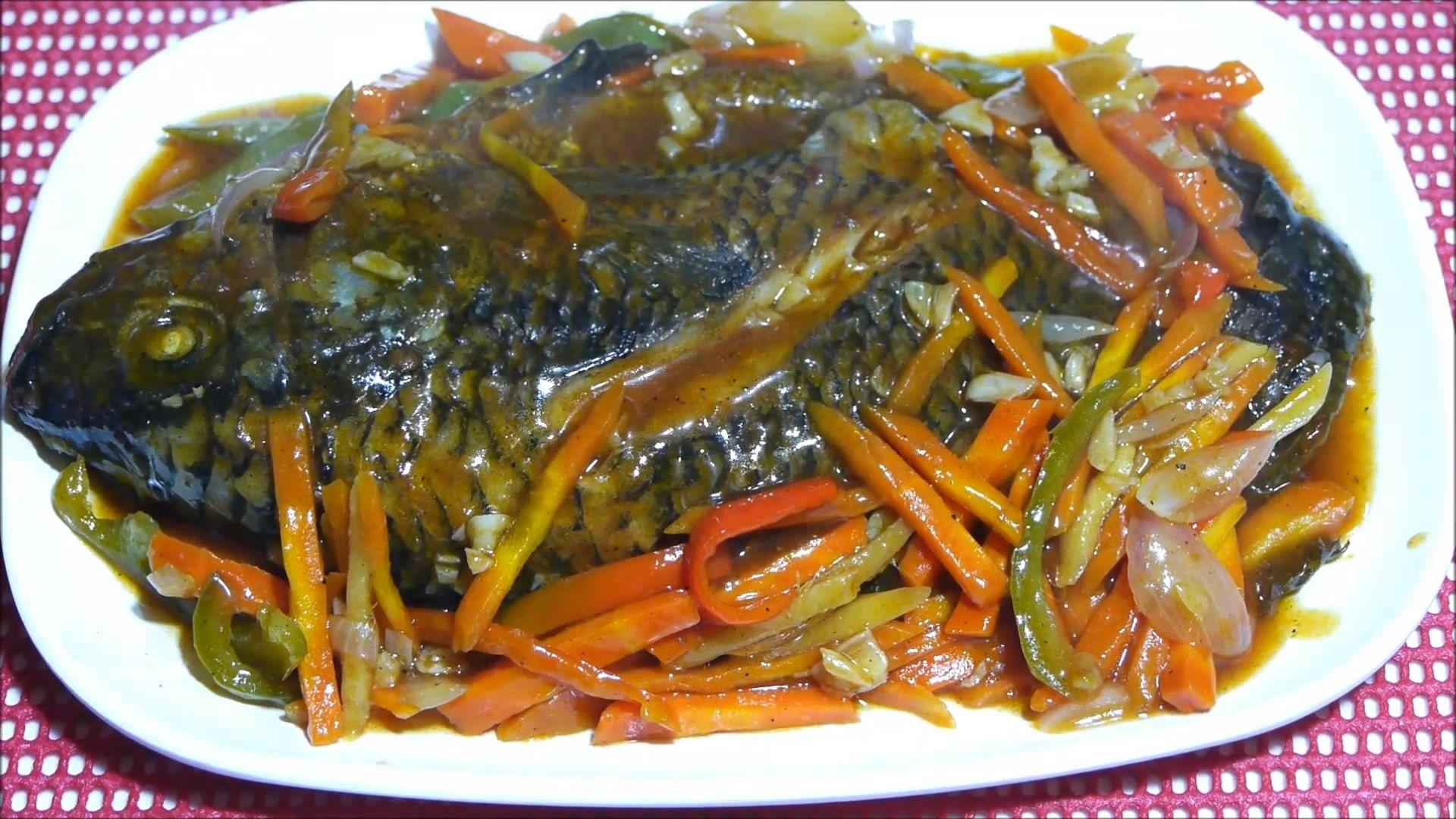 Escabeche Recipe Tilapia