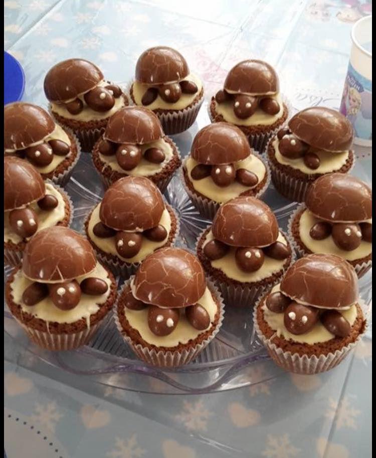 Schildkroten Cupcakes Muffins Cupcakes Und Desserts