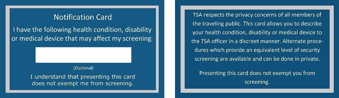 New Airport Tsa Screening And Insulin Pumps Diabetes Information Insulin Pump Medical