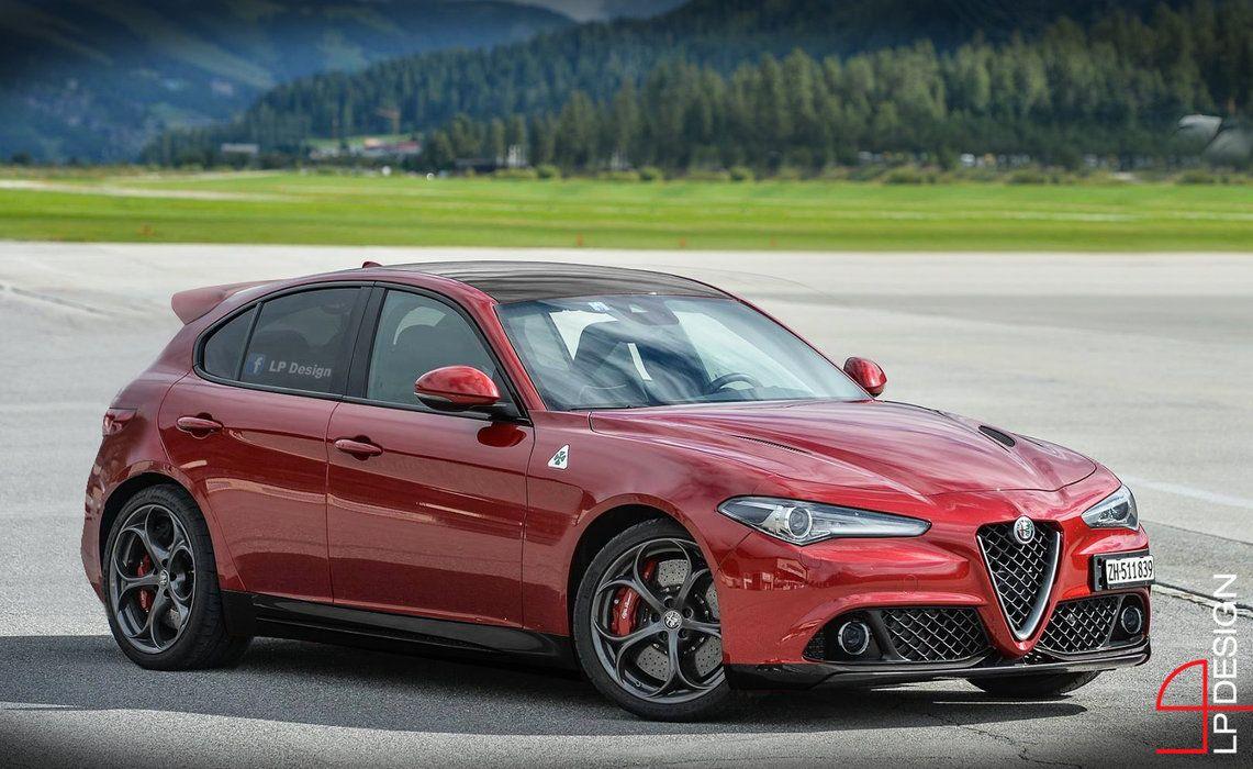 Alfa Romeo Giulietta Qv 2018 Peugeot Fuhrpark Autos