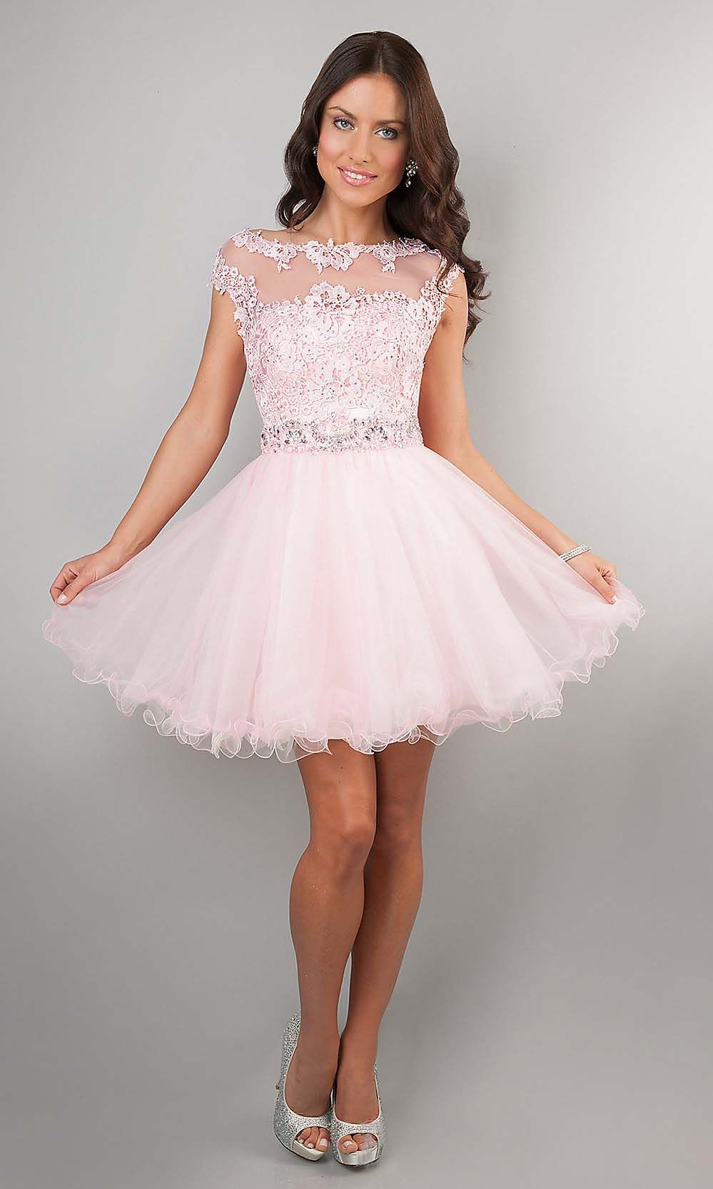 Short Formal Dresses for Teenagers