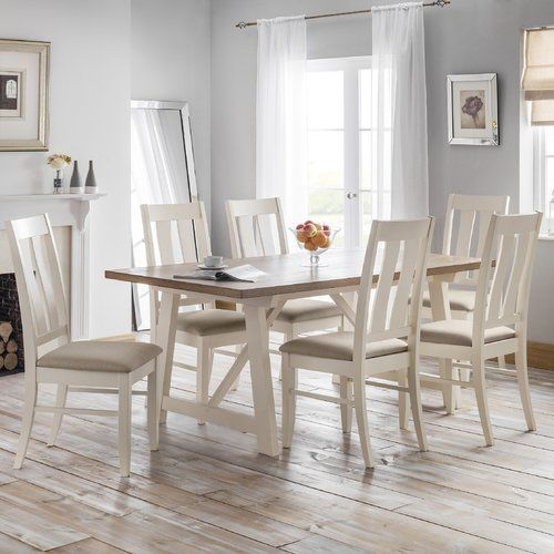 Seneca Dining Set With 6 Chairs Dining Table Buy Dining Table