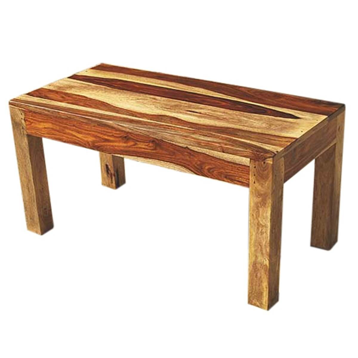 Mission Style Solid Wood Rectangular Coffee Table Coffee Table Unfinished Coffee Table Rectangular Coffee Table [ 1200 x 1200 Pixel ]