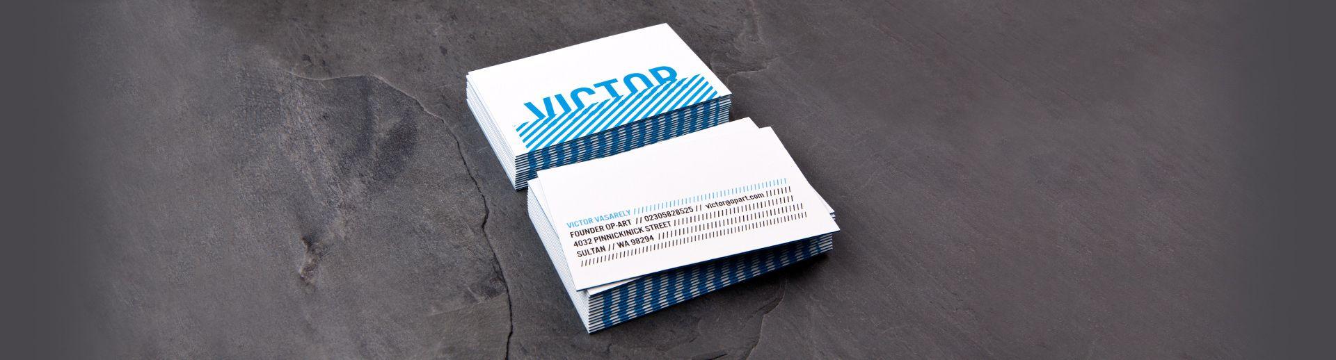 Luxe Business Cards Visitenkarten Und Karten