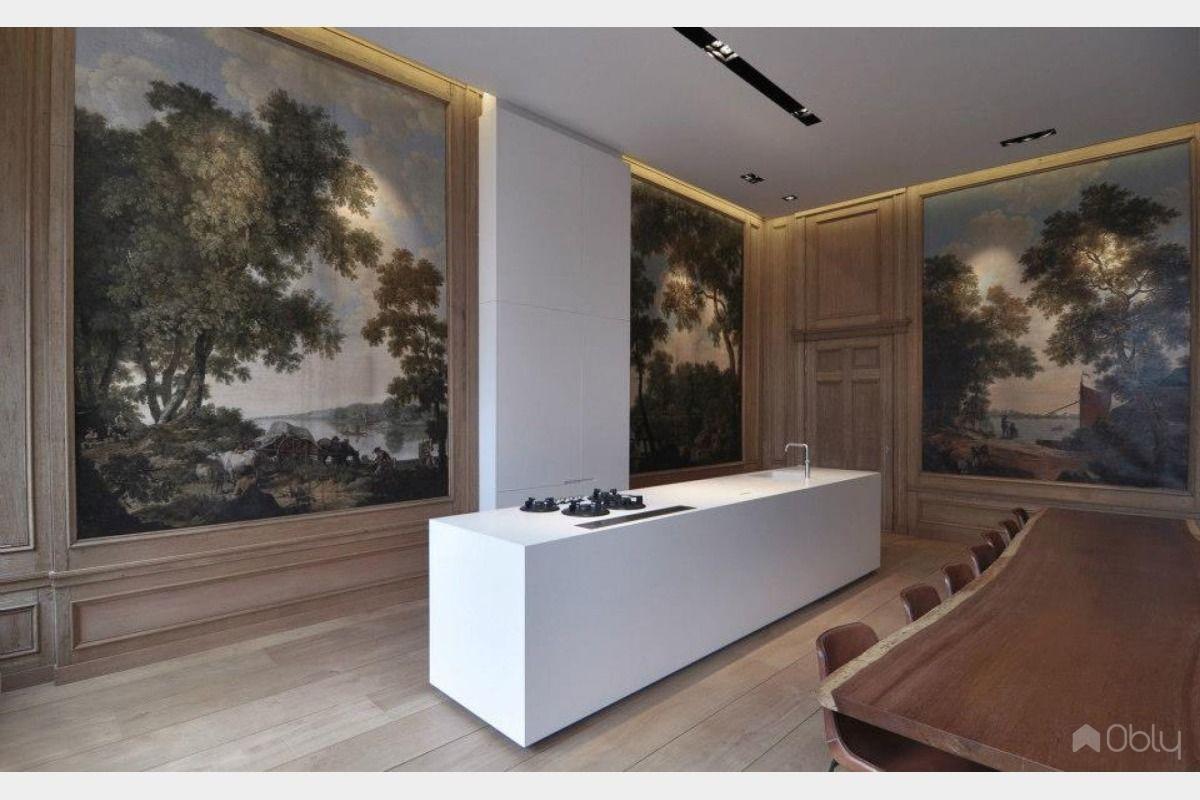Design Cube Keuken : Nuuun cube keuken project herengracht in kitchen