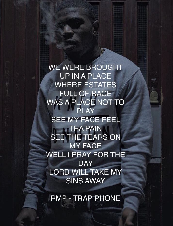 Lyric fire rap lyrics : RMP - Trap Phone lyrics | Life | Pinterest