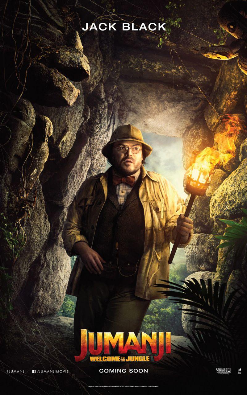 Jumanji Welcome To The Jungle Jumanji Bem Vindo A Selva Capas De Filmes Posteres De Filmes Cartazes De Filmes