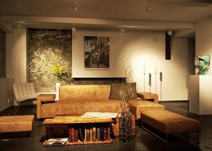 Wohnzimmer Braun: Tolle Wohnideen F\u00fcr Das Wohnzimmer. Designer  Wohnzimmer ...