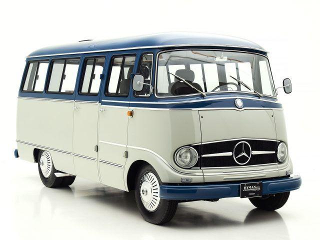 1960 Mercedes-Benz 319 Bus Classic Car For Sale | Buy 1960 Mercedes-Benz 319 Bus…