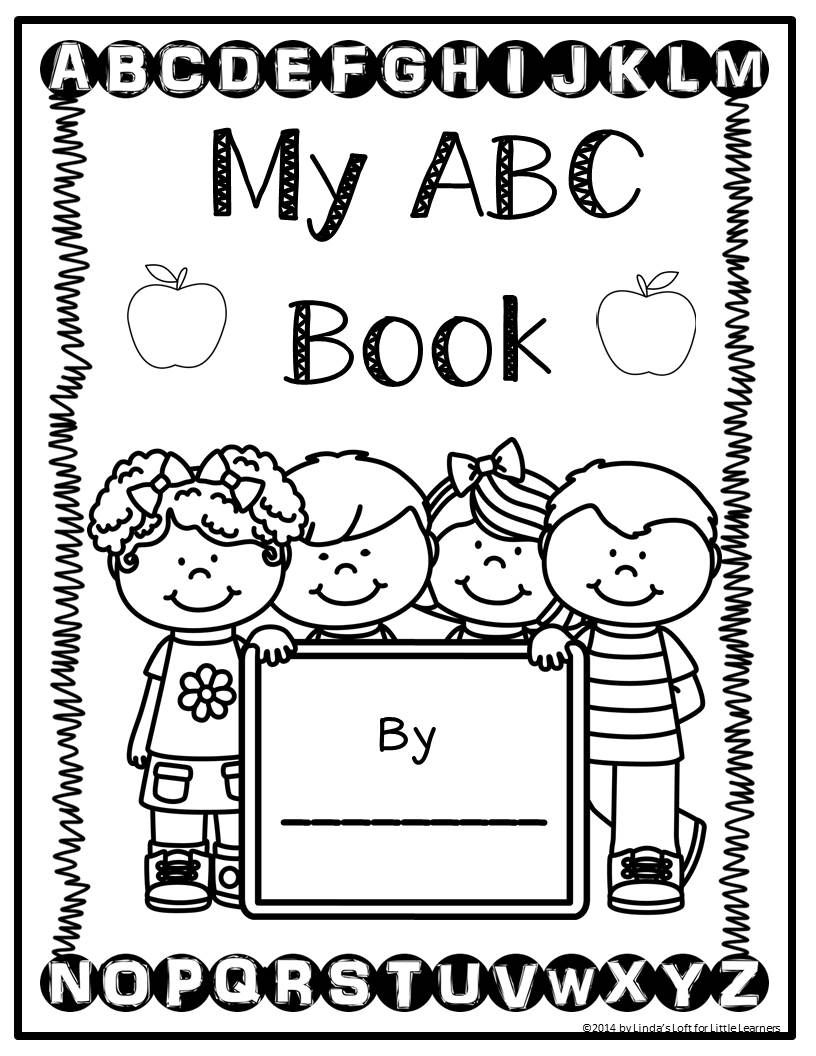 These Alphabet Coloring Printables Are An Excellent Resource To Review Letters And Sounds And Would Also Be Alphabet Book Abc Coloring Preschool Coloring Pages
