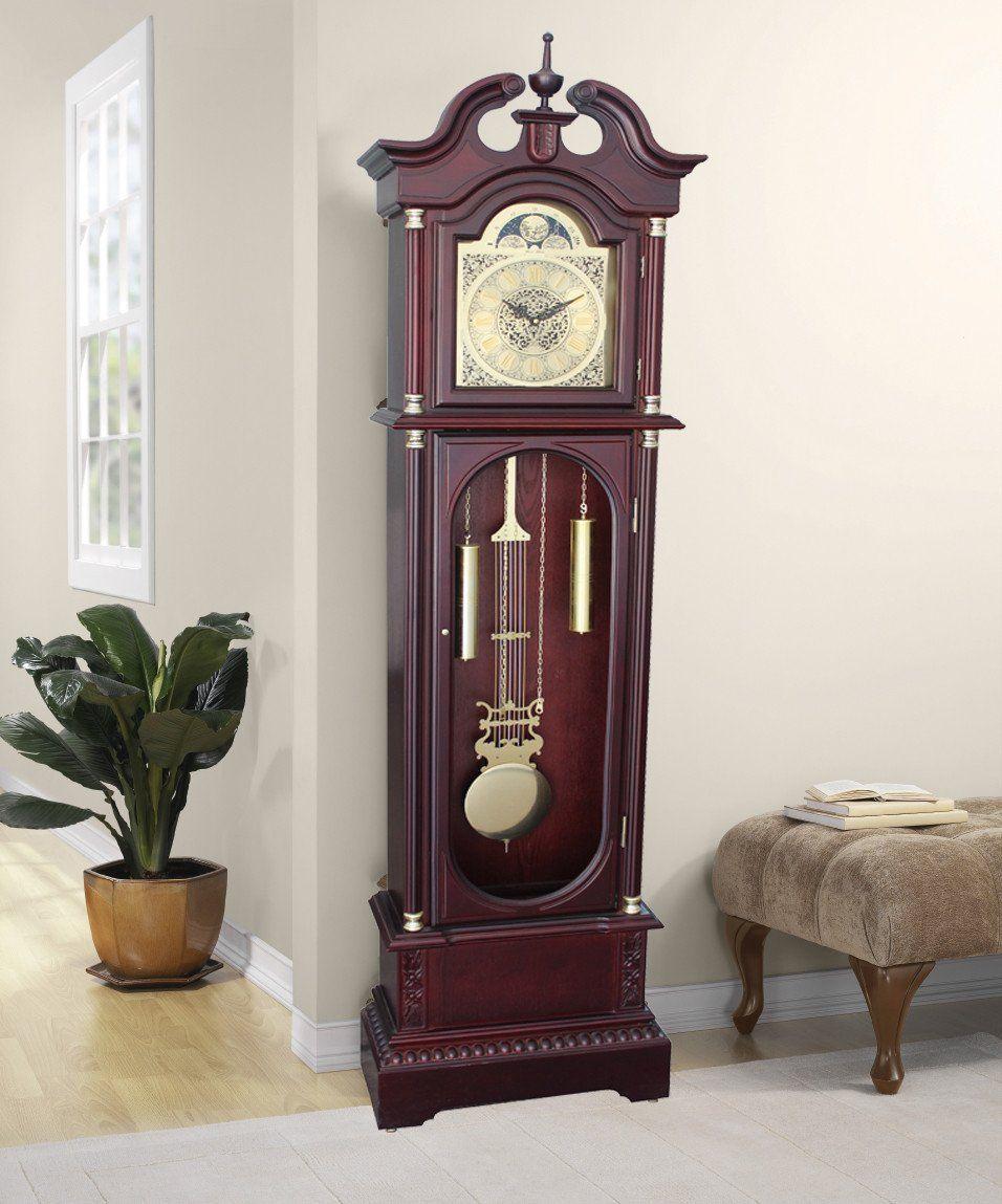 Daniel Dakota Floor Standing Grandfather Clock Grandfather Clock Wall Clock Clock #standing #clocks #for #living #room