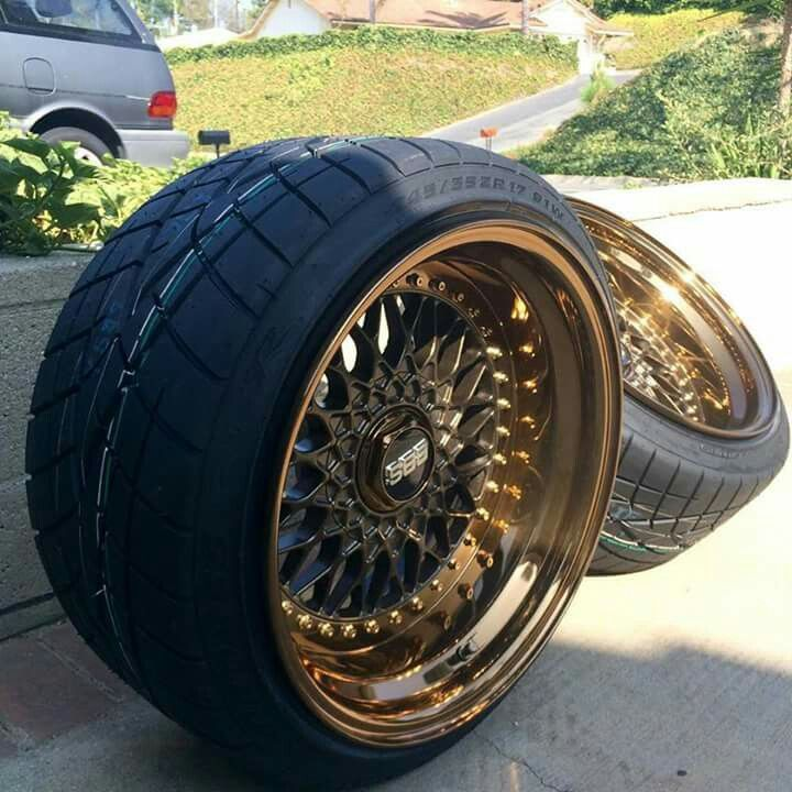 Gold all in my...   Stance With The Devil   Bbs wheels ...