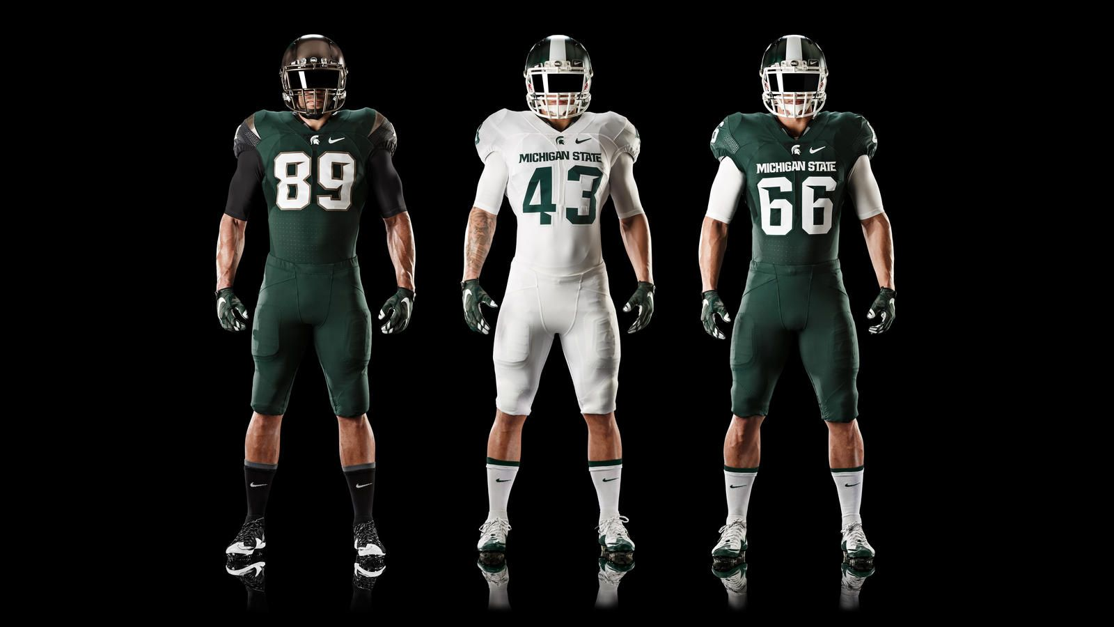 Michigan State Football Updates Nike Uniform Design Michigan State Football Football Uniforms Football Updates