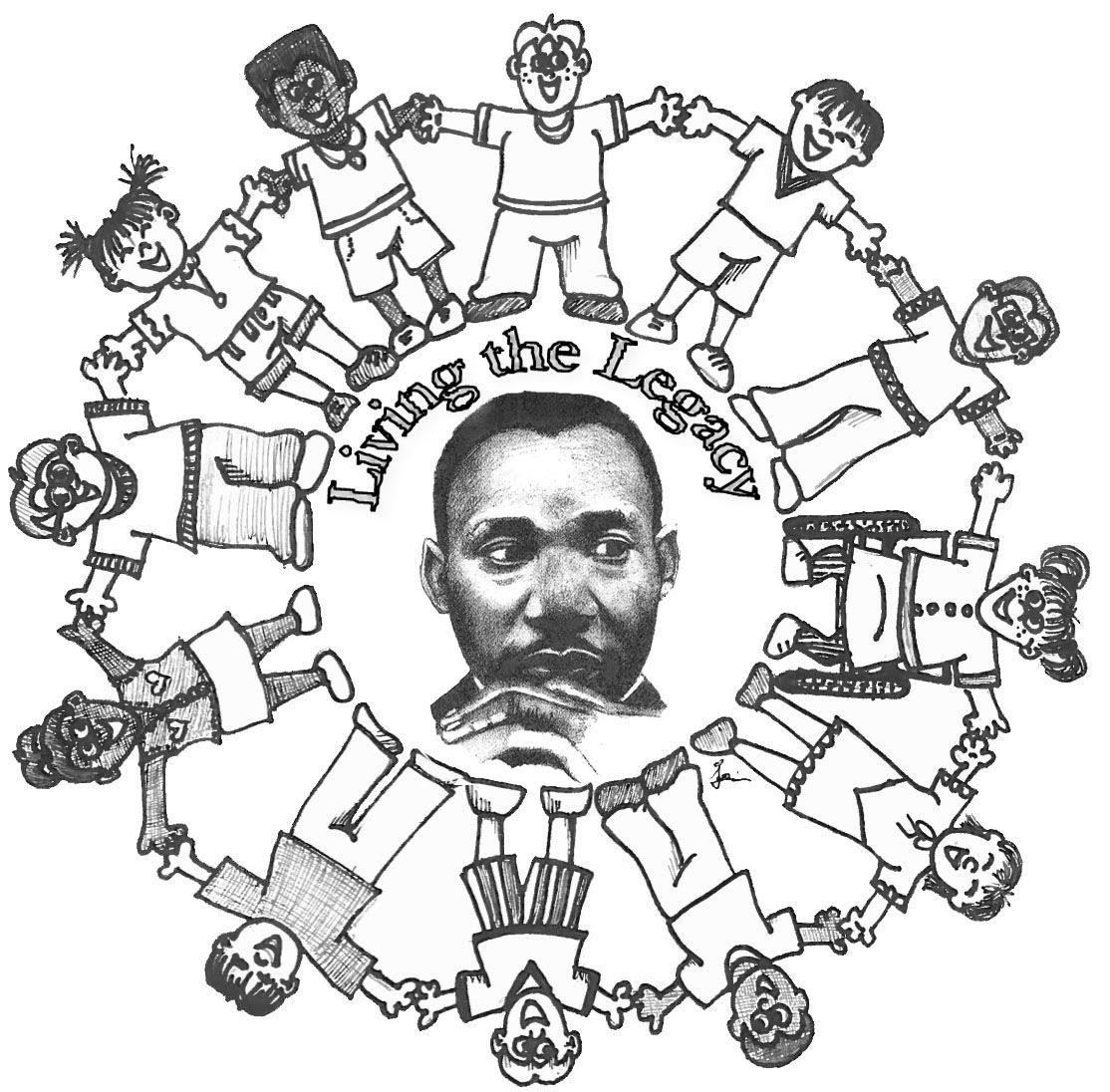 Martin Luther King Jr Coloring Pages for Kids  Martin luther king