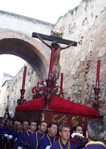 Cristo de las Indulgencias (Cáceres)