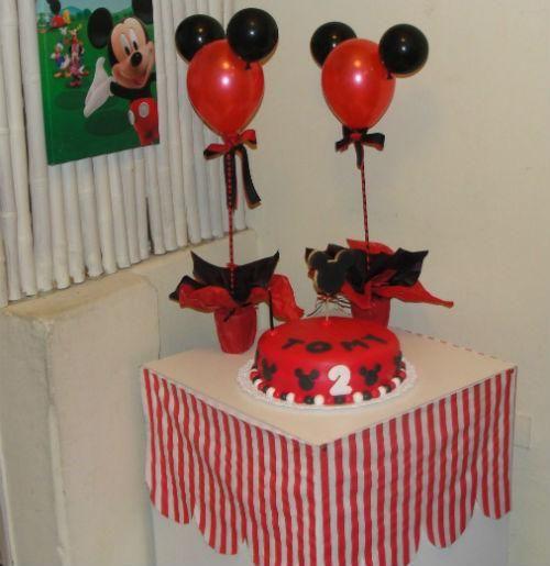 Globos con forma de mickey para decorar 500 - Globos para fiestas ...