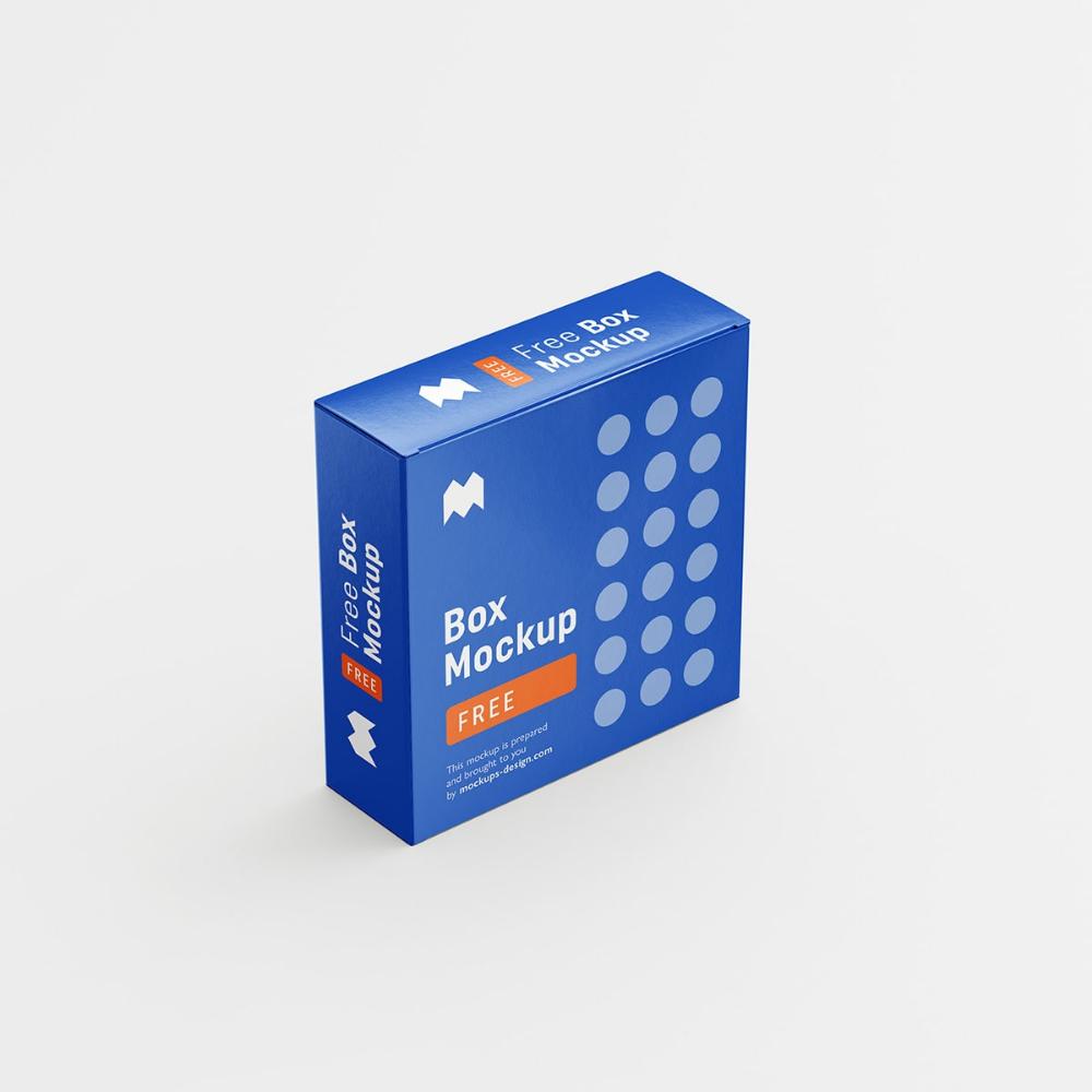 Download Free Packaging Boxes Mockup 6 Set Free Package Mockups Box Mockup Free Boxes Free Packaging Mockup