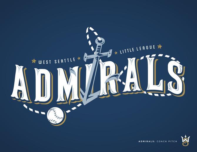 West Seattle Little League Danlustig Com Little League Cool Logo League