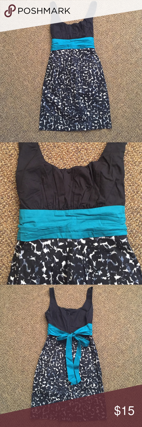 XOXO Dress Practically brand new! Worn twice. Great shape little cocktail dress XOXO Dresses Mini