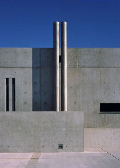 The Pulitzer Foundation For The Arts, St. Louis, MO (TADAO ANDO)