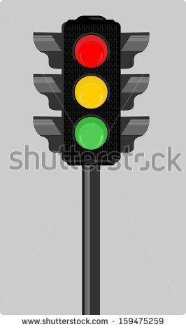 Traffic Lights Traffic Light Lights Stock Vector