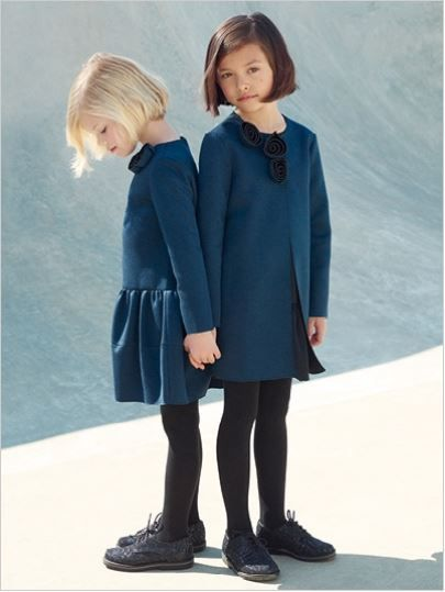 Symphony of Fall Colors – Il Gufo FW 2013 Collection