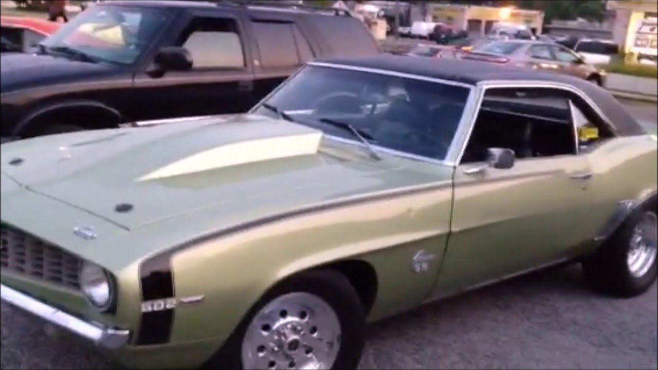 hight resolution of 1969 camaro ss 502 big block dreamgoatinc classic and muscle car videos