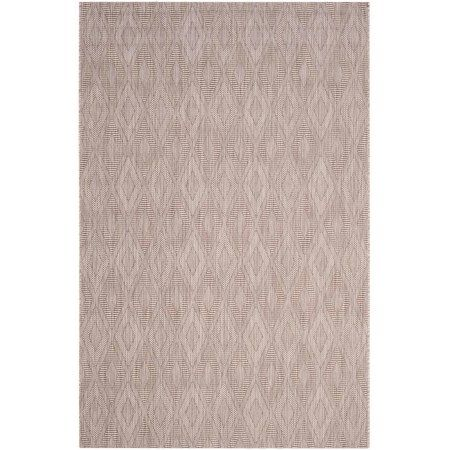 Safavieh Courtyard Teodor Indoor/Outdoor Area Rug, Beige