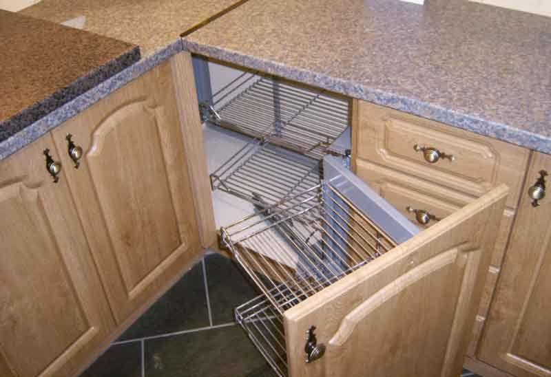 Best Magic Corner Solution For The Corner Cabinet The Shelves 640 x 480